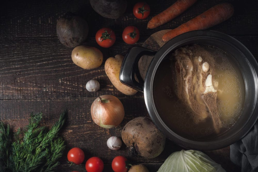 Benefits of bone broth Pureagen